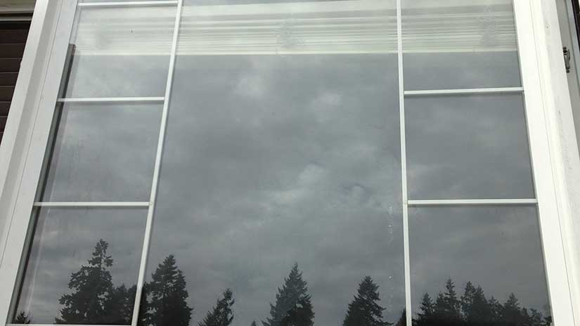 Clear Image Glass Wood Window Glass Replacement Issaquah WA