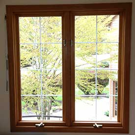 Clear Image Glass Services: Wood Window Glass Replacement