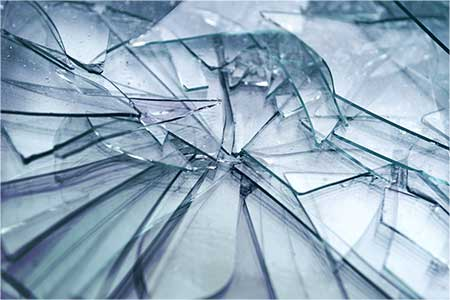Tempered Glass vs Annealed Glass - Annealed Glass