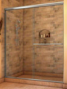 Glass Shower Door Fabrication & Installation